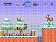 Super Mario World - A Christmas Walk