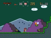 Super Mario World - A Link to the Past (demo 1) game