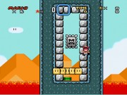 Super Mario World - Item Abuse 2