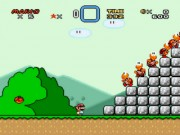 Super Mario World - Little Hack game