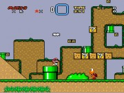 Super Mario World - Mario Gives Up game