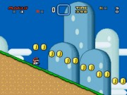 Super Mario World - Mario Level Demo