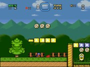 Super Mario World - Mega Rex Adventure