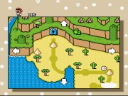 Jogo Super Mario World – The Ancestor's Treasure – Super Nintendo (SNES) Online Gratis