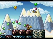 Super Mario World 2 - Golden Yoshi Returns