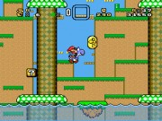 Super Mario World Deluxe - Graphics Edition