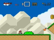 Super Mario World Hack by coolmario game