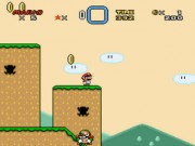 Super Mario World Hack by The Claw