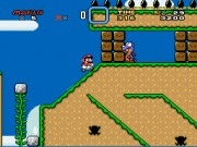 Super Mario World Level Hack Only (h1)