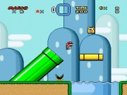Super Mario World Master Quest 1 game