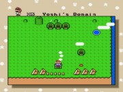 Super Mario World Plus 2 - Mystical Island Hack game
