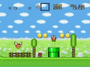 Super Mario World Returns EX