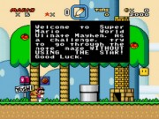 Super Mario World Ultimate Mayhem 1 game