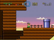 Super Mario World: The Lost Adventure - Episode II (Luigis Edition) game
