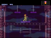 Super Metroid Cliffhanger (easy version)
