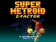 Super Metroid Z-Factor game