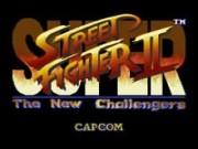 Super Street Fighter II - The New Challengers game