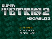 Super Tetris 2 and Bombliss