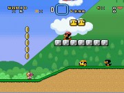 Super Wario World - Mini Quest game