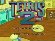 Tetris 2 on Snes game