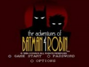 The Adventures of Batman & Robin on Snes