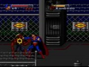 The Death and Return of Superman on Snes