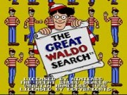 The Great Waldo Search on Snes