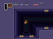 The Legend of Zelda - A Link to the Past (Samus Hack)