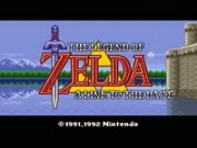 The Legend of Zelda: A Link to the Past Game