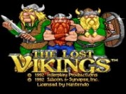 The Lost Vikings on Snes