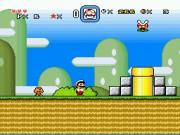 Super Mario World - Bowser's Return - Super Nintendo (SNES) Game