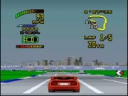 Top Gear 2 on Snes