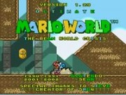 Ultimate Mario World Bean World Crisis 1