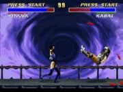 Ultimate Mortal Kombat 3 on Snes