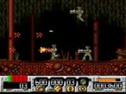 Universal Soldier on Snes