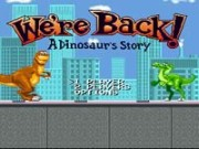 Were Back! - A Dinosaurs Story