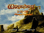 Wizardry I-II-III - Translated and Rebalanced