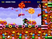 Zool - Ninja of the Nth Dimension game